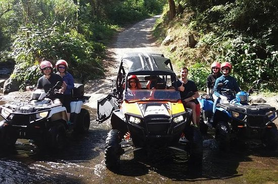 Full-Day Fogo Lake UTV Adventure from...