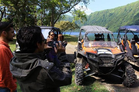 Full-Day Sete Cidades UTV Adventure...