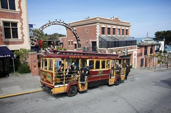 San Francisco Motorized Cable Car...