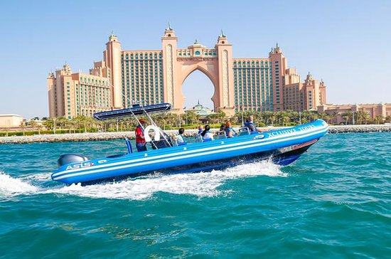 Palm Jumeirah Burj Al Arab and the...