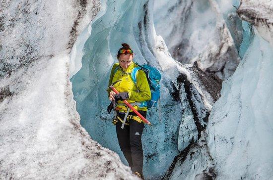 Sólheimajökull-Gletscherspaziergang