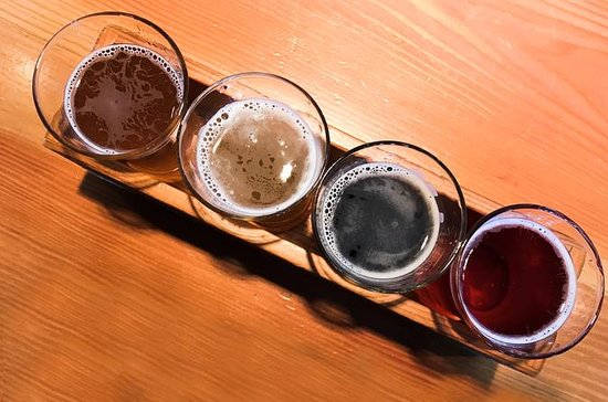 Hong Kong Craft Beer Small-Group Tour