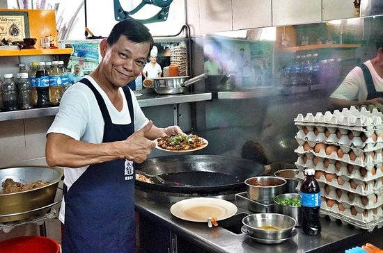 Small-Food Tour mit Hawker Center ...