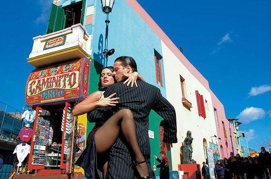Super Saver: Buenos Aires Tour and 'Cafe de los Angelitos' Tango Show...