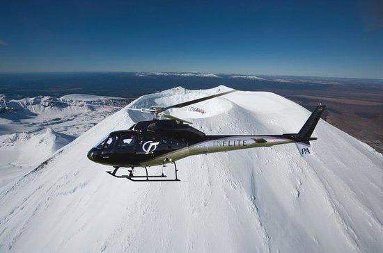 Tongariro Volcanic Direct Helicopter Flight