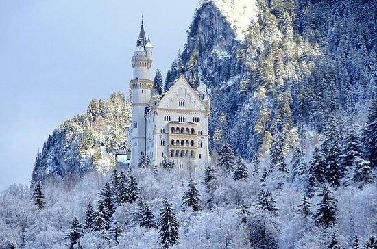 Neuschwanstein, Linderhof, and...