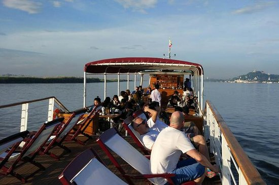 Day Cruise Bagan to Mandalay...