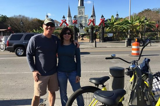 New Orleans History Bike Tour