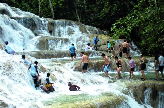 Half-Day Trip to Dunn's River Falls...