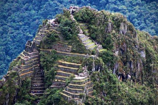 Machu Picchu and Huayna Picchu...