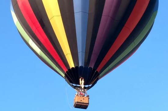 Las Vegas Sunrise or Afternoon Hot Air Balloon Flights