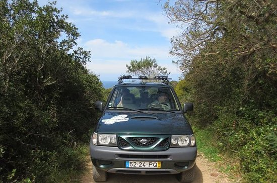 Cascais and Sintra Private Jeep Tour