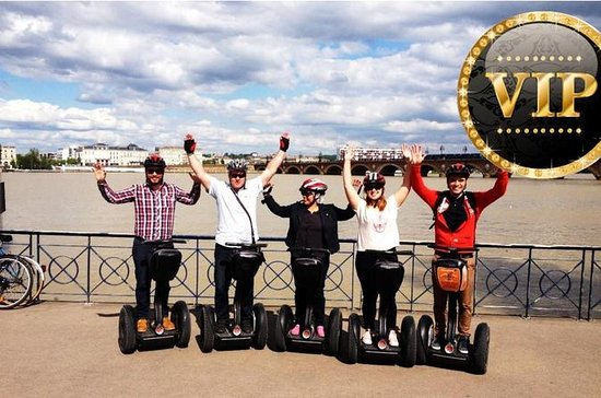 2-Hour Bordeaux Segway Tour