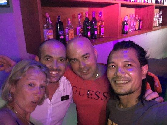 B52 Joe's Bar