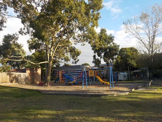 Brunswick East, Australia: Playground