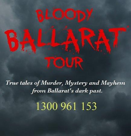 Bloody Ballarat Tour
