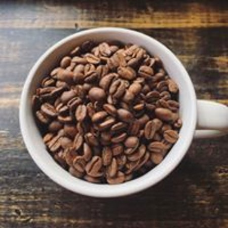 Orangeville, Canada: Fresh In-House Roasted Coffee Beans, our coffee is roasted onsite in our cafe!