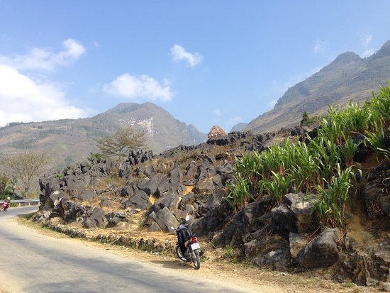 Ha Giang Province, Vietnam: Go to here by bike