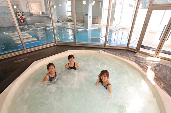 Yuzawa-machi, Japan: ガーラの湯
