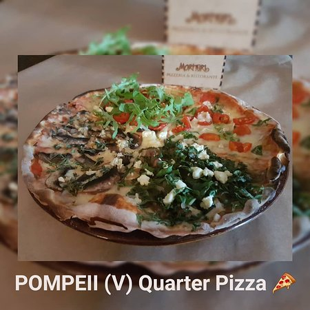 Claremont, South Africa: Gourmet Quarter Pizzas @ Morituri Pizzeria, a 4-in-1 Taste Sensation
