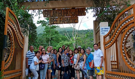 Bulusan, Philippinen: An Organic Farm Excursion to Uma Bee Farn