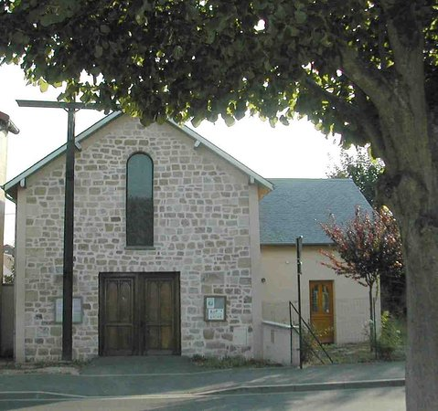 Chapelle Saint-Mathias de Pontoise