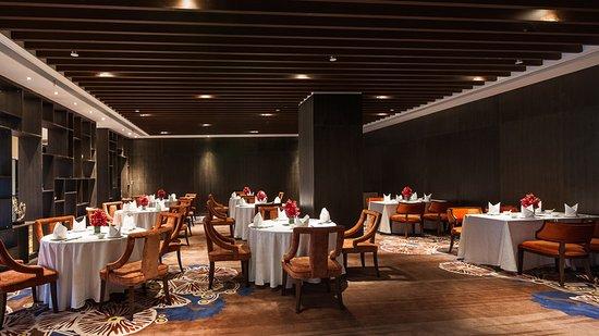 尚秦淮中餐厅-散座区