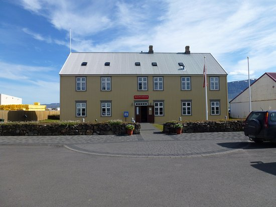 Vopnafjordur, Islandia: East Iceland Emigration Center