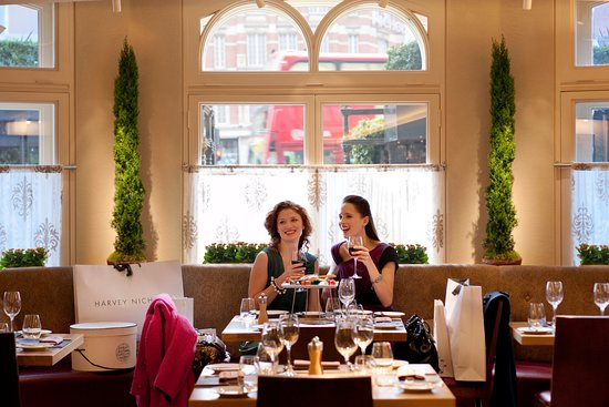 Service at Bar Boulud, London
