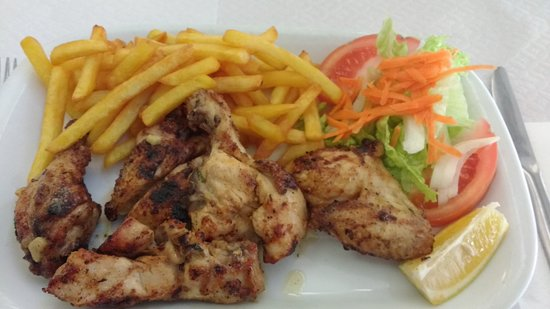 Pic-nic: Good portion, Piri Piri Chicken, Delicious!