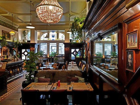 Art Museum Restaurant Princes Street Edinburgh