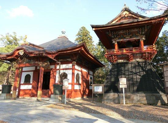 Naritasan Shinsho-ji Temple Issaikyodo
