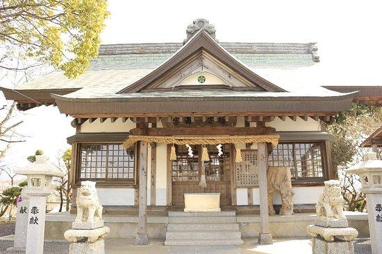 Nakama, Japan: 菅原道真公ゆかりの神社