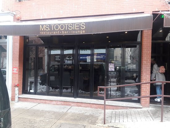 Ms Tootsie S Restaurant Bar Lounge Philadelphia Pa