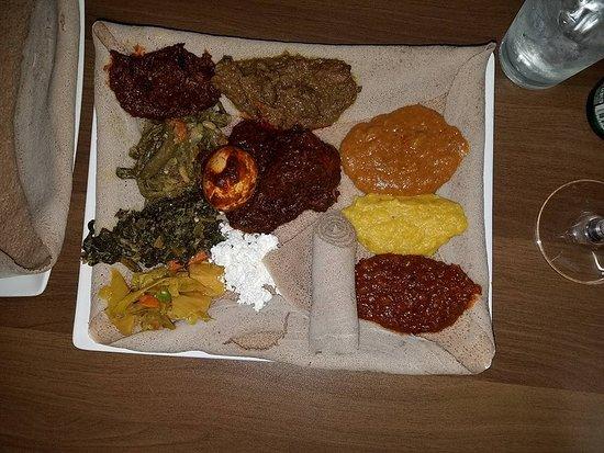 Miami Gardens, FL: Tasting platter