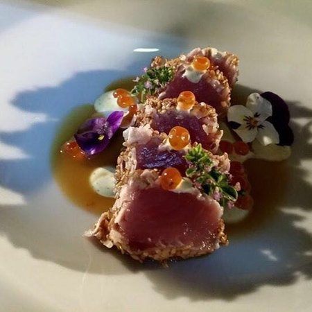 Eat Sushi: Quand le chef embellit ses créations