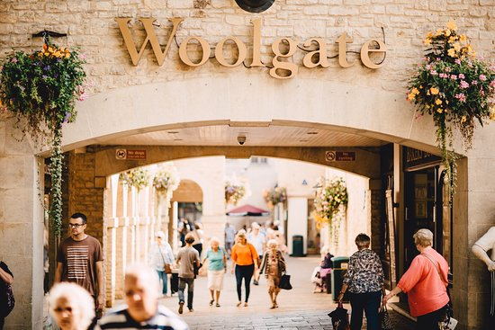Woolgate Shopping Centre