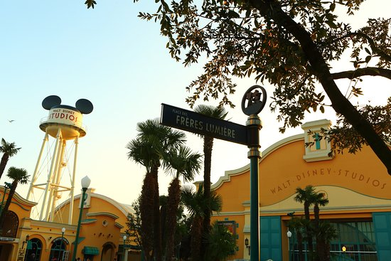 Park Walt Disney Studios