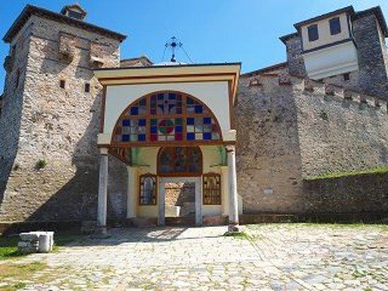 Mount Athos, Grécia: Monastery of Megisti Lavra