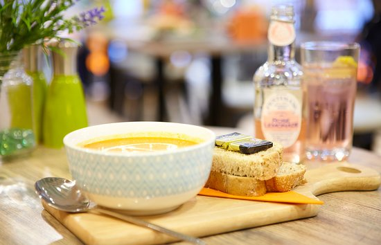 Homemade Soup Of The Day Picture Of Relish Scarborough Tripadvisor