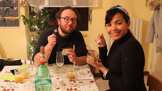 Gigio & Chiara of Milan