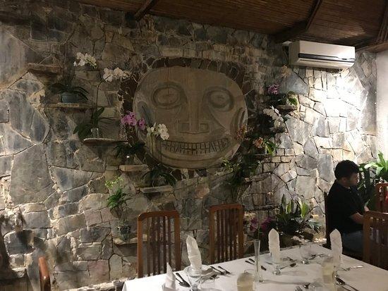 Restaurante Tinajas: Restaurante