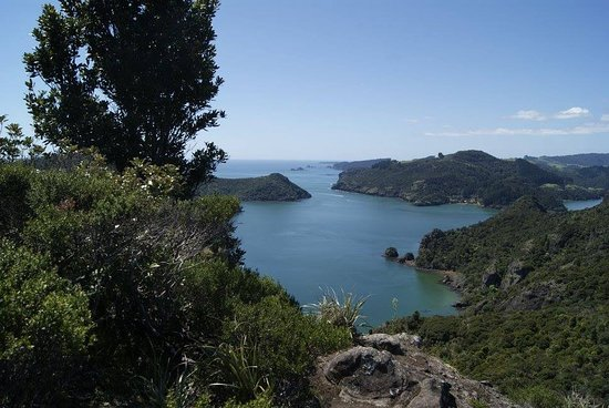 Kaeo, New Zealand: trip to Duke's Nose