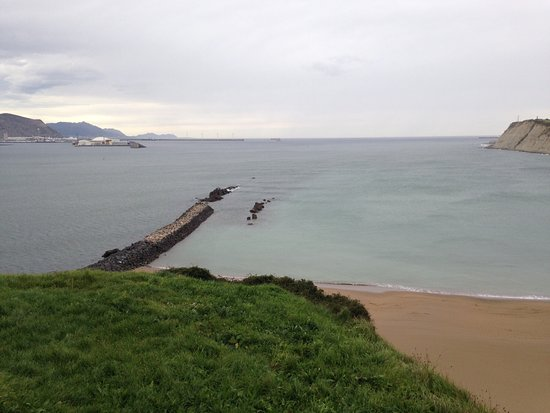 Playa de Arrigunaga