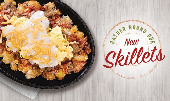 Apalachin, NY: New Skillet Meals for Breakfast, Lunch, and Dinner!