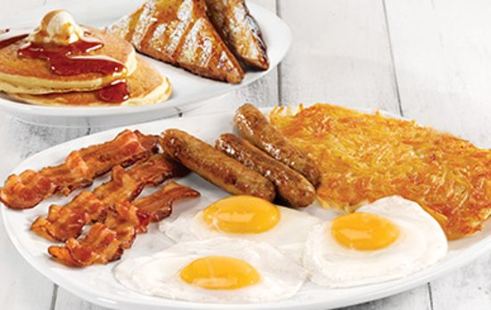 "Apalachin, NY: Our ""NEW"" Triple Egg Dare Ya Breakfast! You won't leave hungry!"