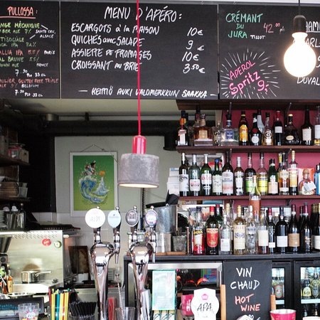 Bar Cafe Apero