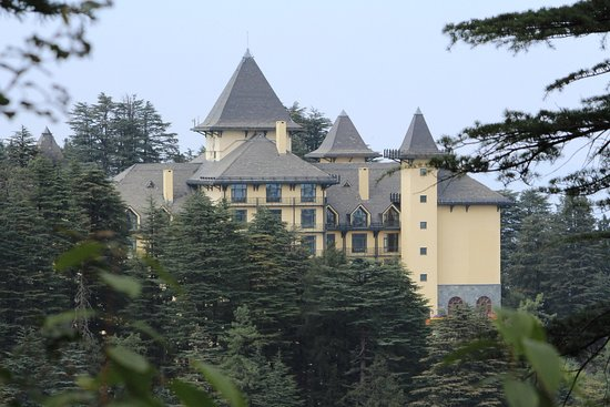 Фотография Wildflower Hall, Shimla in the Himalayas