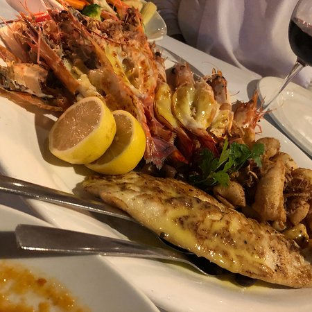 Best seafood in Jozi