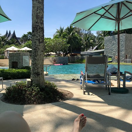 Outrigger Laguna Et Beach Resort Accueil Chambre Vue Lagon Coin Plage Piscine